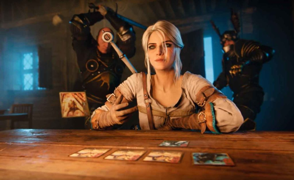 tutte le carte di gwent di the witcher 3