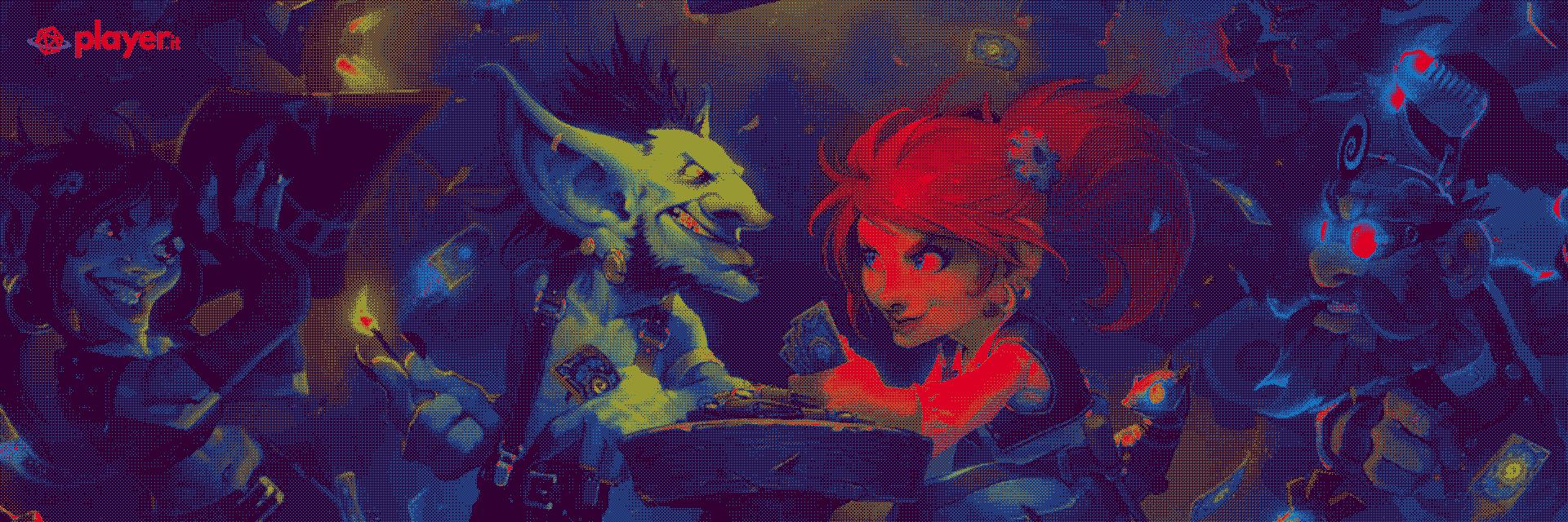 hearthstone wallpaper e scheda gioco