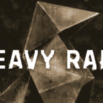 la copertina di heavy rain