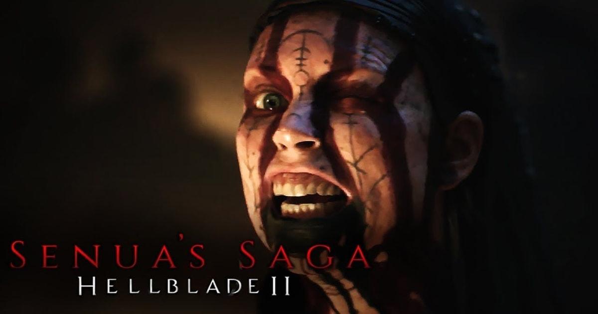 l'annuncio di hellblade II