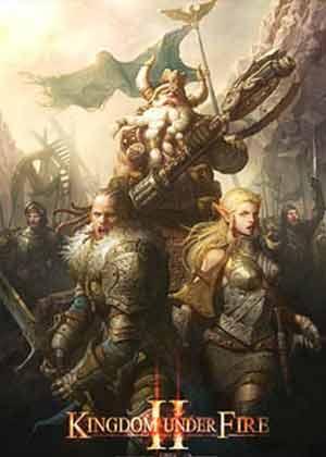 locandina del gioco Kingdom Under Fire 2