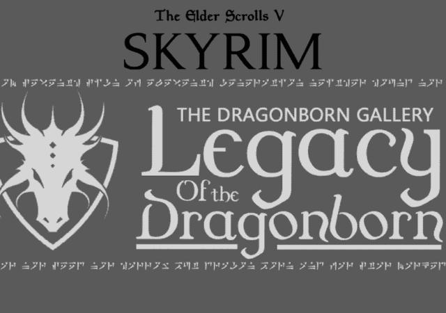 The Elder Scrolls V: Skyrim, Legacy of the Dragonborn