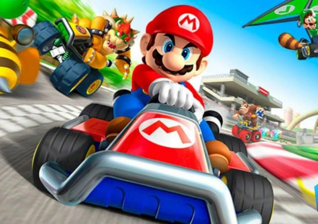 inizia la beta del multiplayer di mario kart tour