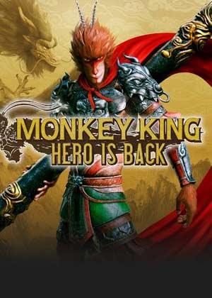 locandina del gioco Monkey King: Hero Is Back