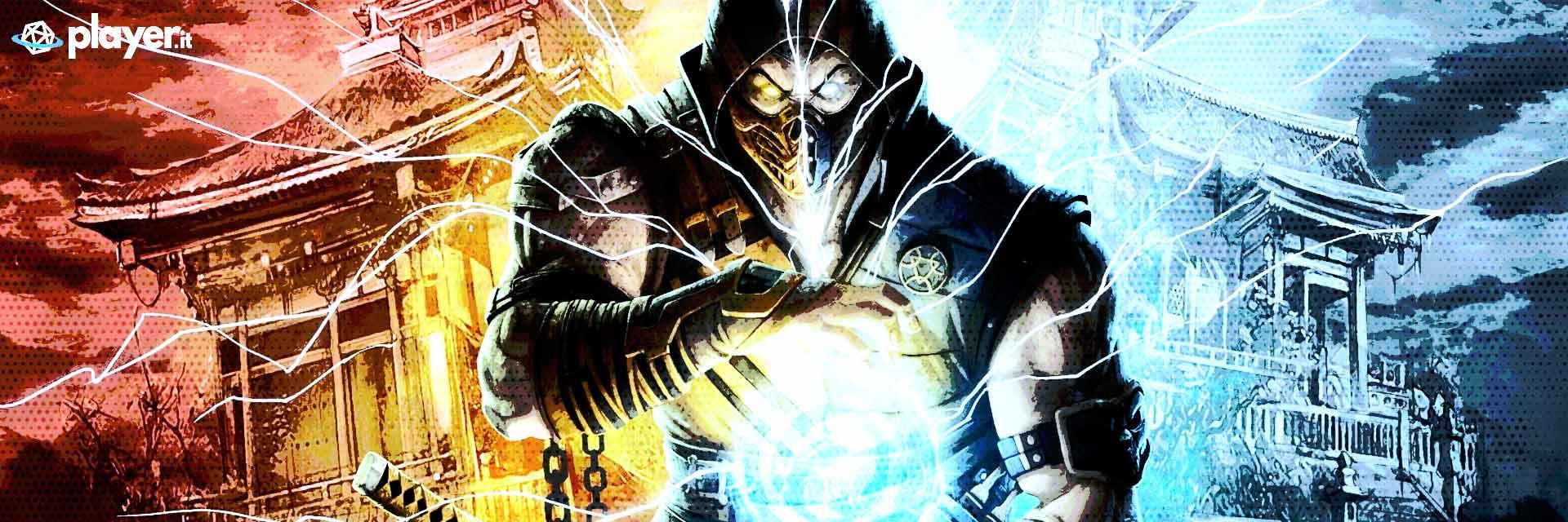 immagine in evidenza del gioco Mortal Kombat 11