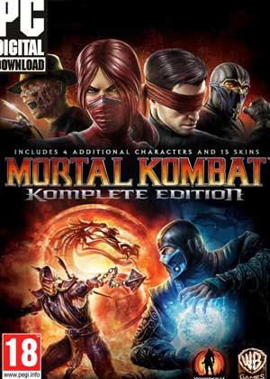 Mortal Kombat (2011)