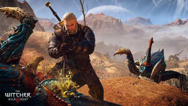tutti i mostri di the witcher 3