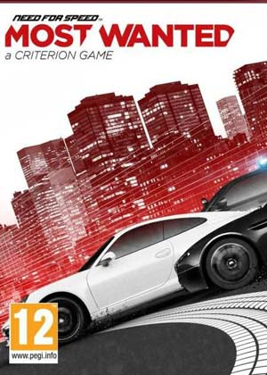 locandina del gioco Need for Speed: Most Wanted