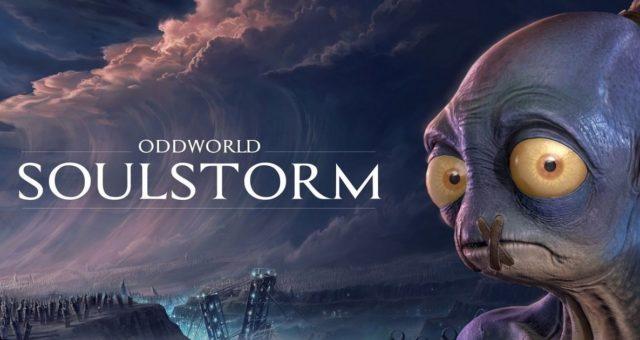 trailer di oddworld soulstorm