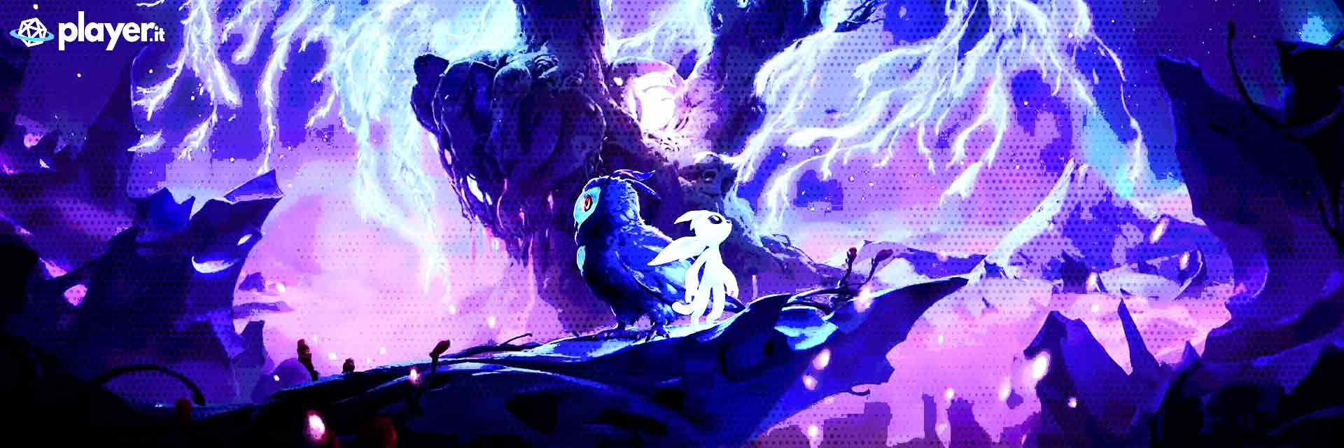 ori and the will of spirits wallpaper in HD