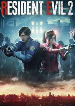 resident evil 2 remake copertina gioco