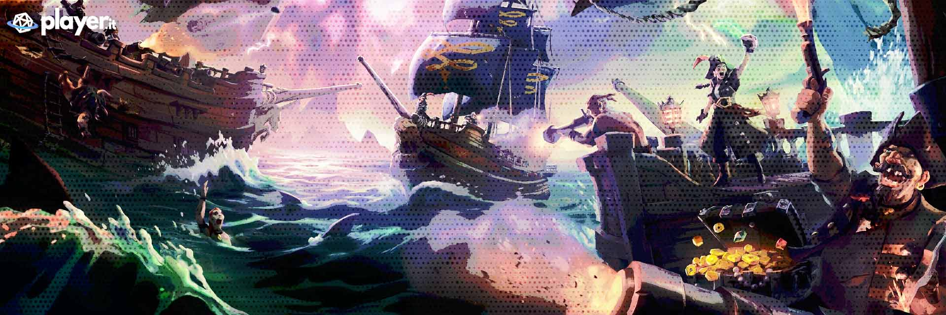 sea of thieves wallpaper in hd