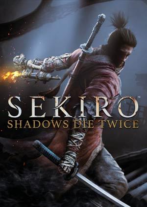sekiro shadows die twice copertina gioco