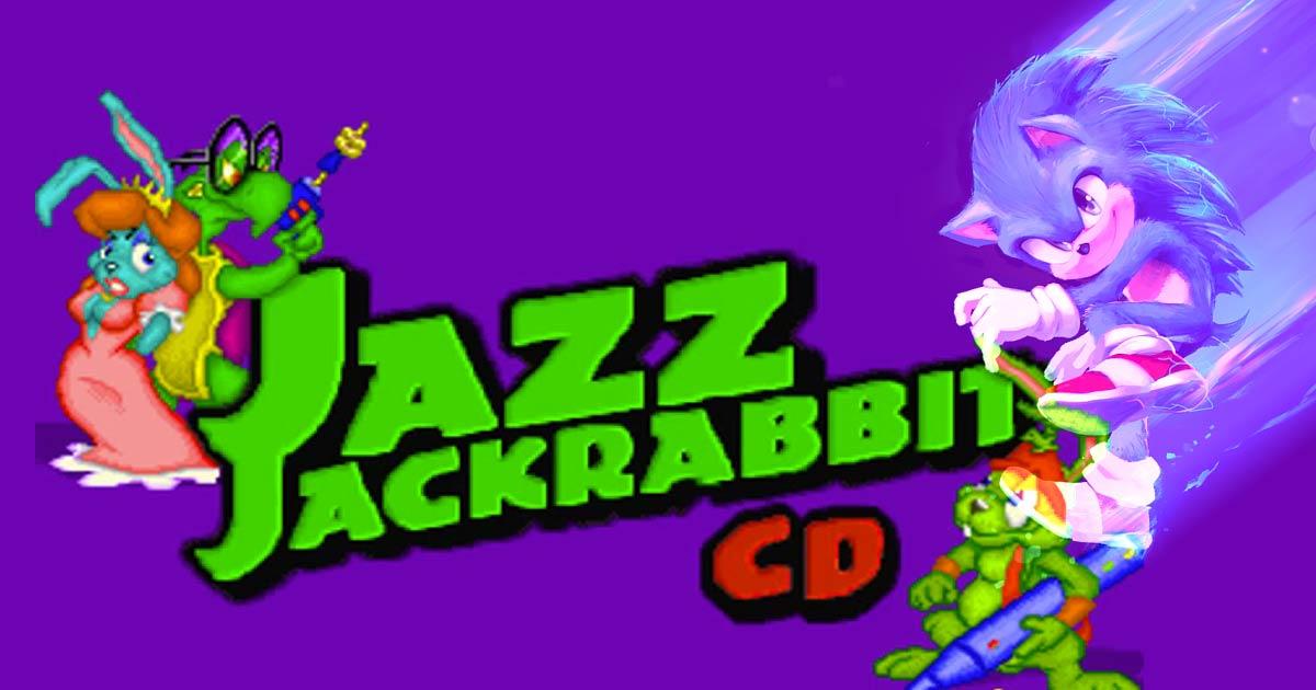 sonic e jazz jackrabbit insieme da giocare online