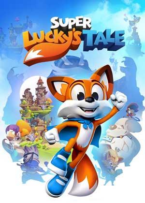 locandina del gioco New Super Lucky's Tale