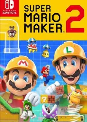 locandina del gioco Mario Maker 2