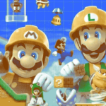 super mario maker 2 wallpaper