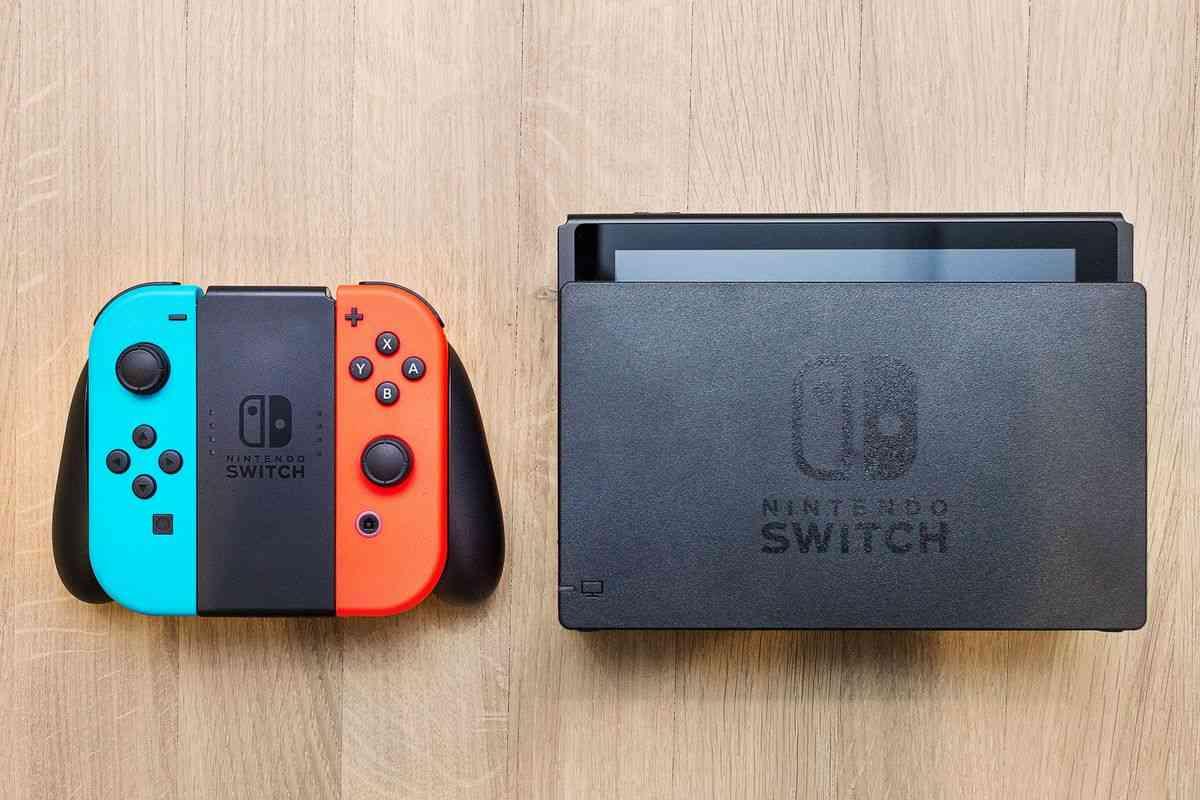 i dati di vendita di nintendo switch