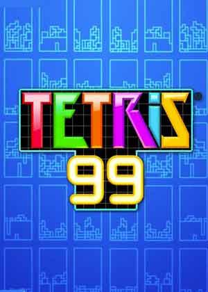 locandina del gioco Tetris 99