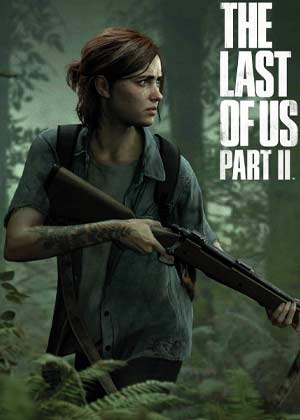 the last of us part 2 copertina gioco