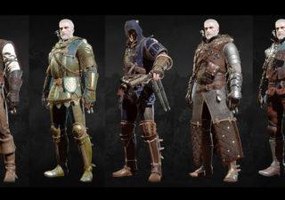 La guida completa alle armature migliori di ogni scuola di The Witcher 3