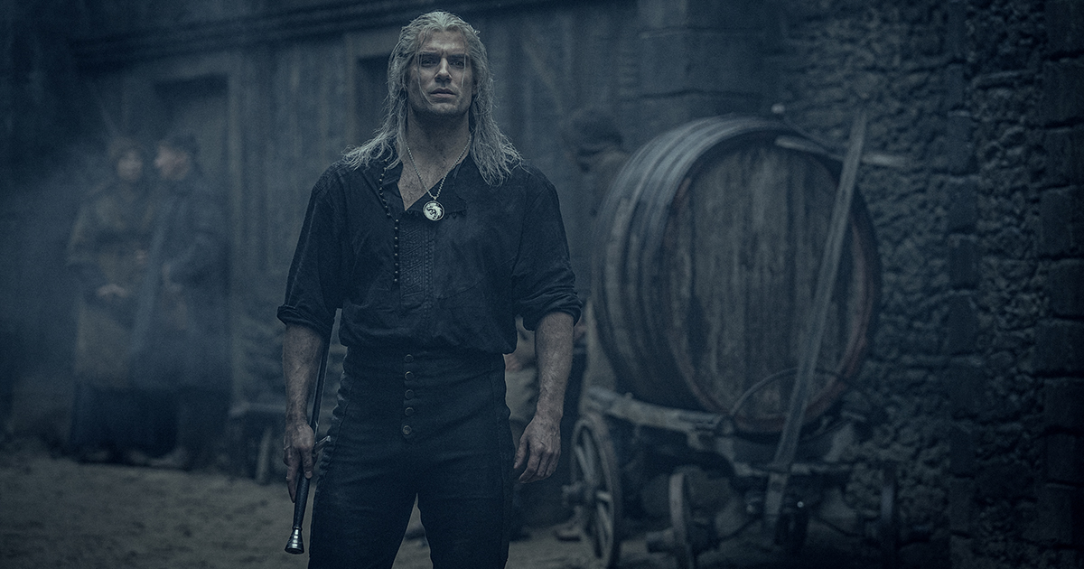 the witcher netflix recensione