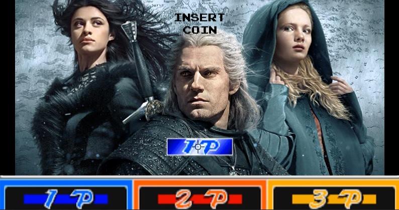 The Witcher 1x02, i punti esperienza e le statistiche dei personaggi