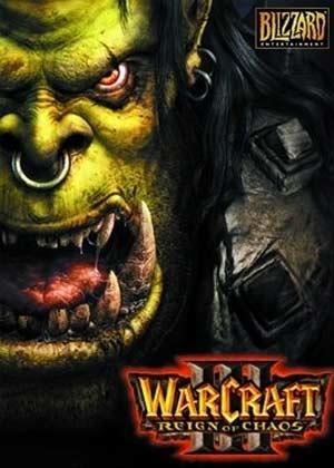 locandina del gioco Warcraft III: Reign of Chaos