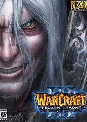 locandina del gioco Warcraft III: The frozen Throne