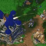 la copertina di warcraft 3: the frozen throne