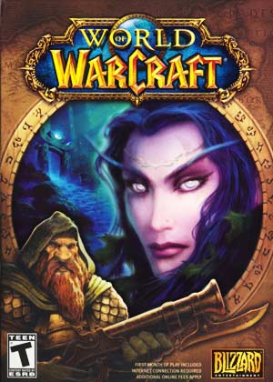 locandina del gioco World of Warcraft