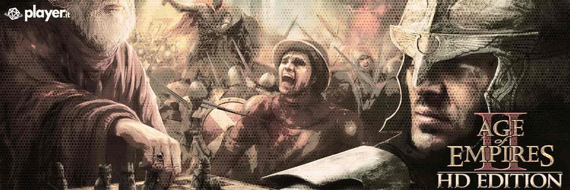 Age Of Empires II HD wallpaper
