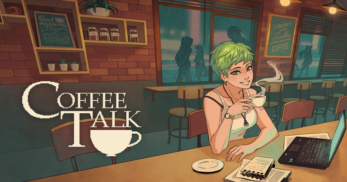 recensione per PS4 di Coffee Talk