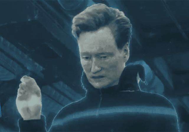 Death Stranding, Conan O'Brien