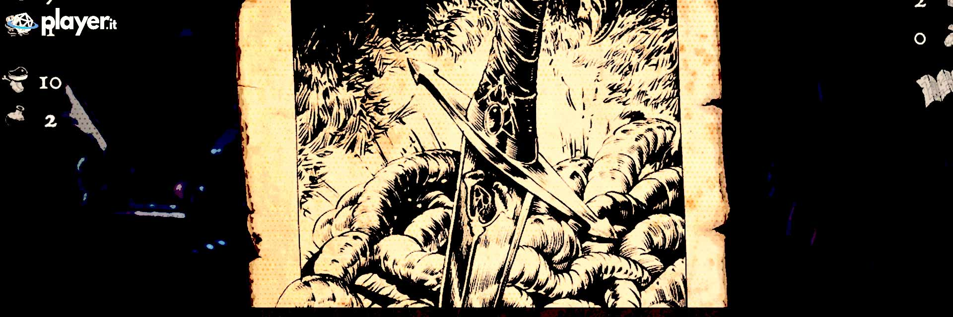 Deathrap Dungeon: The interactive video adventure wallpaper