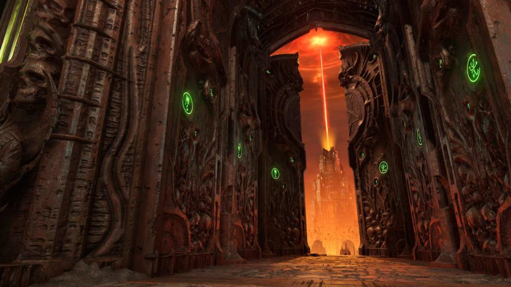 Doom Eternal le porte dell'inferno