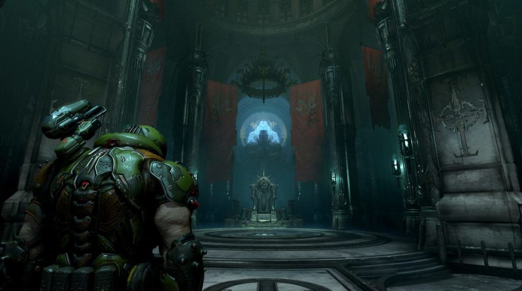 Doom Eternal ambientazione