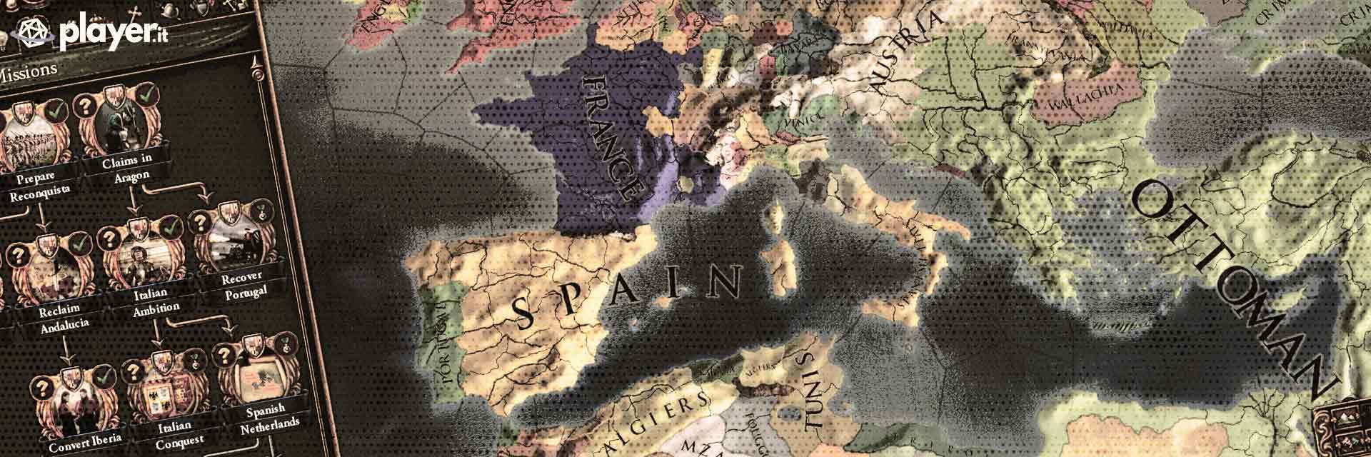 Europa Universalis IV wallpaper e scheda gioco