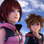 Kingdom Hearts 3, Sora, Kairi