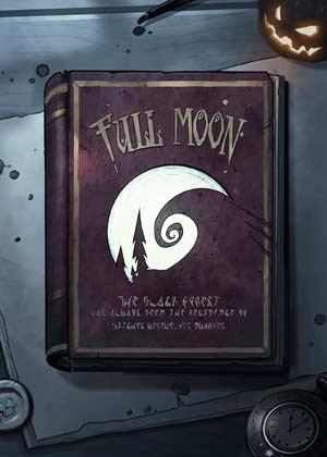 Night of the Full Moon copertina gioco