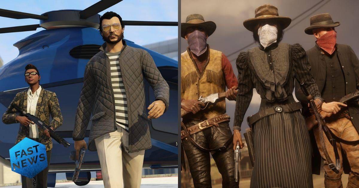 GTA Online, Red Dead Online