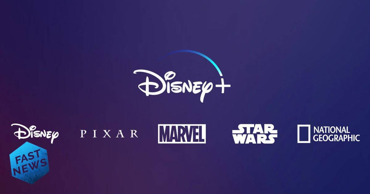 Disney+, logo