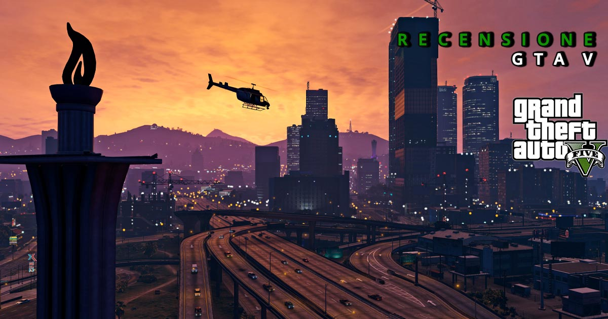 Recensione gta 5 di Player.it