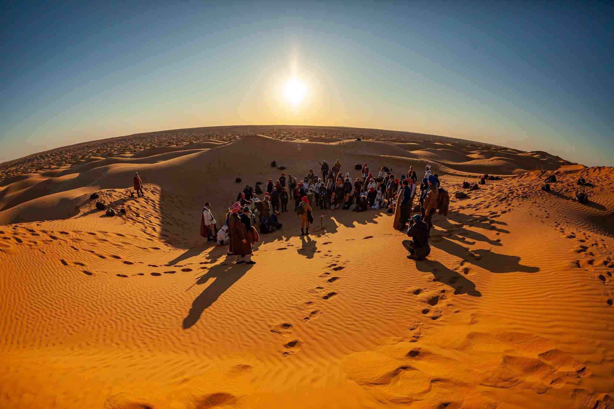 Sahara Expedition, Chaos League -Cimitero
