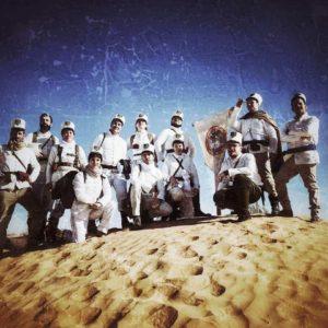 Sahara Expedition, Chaos League - Legione