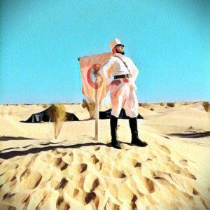 Sahara Expedition, Chaos League - Quadro