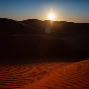 Sahara Expedition, Chaos League - Tramonto