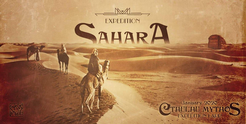 Sahara Expedition, Chaos League - banner