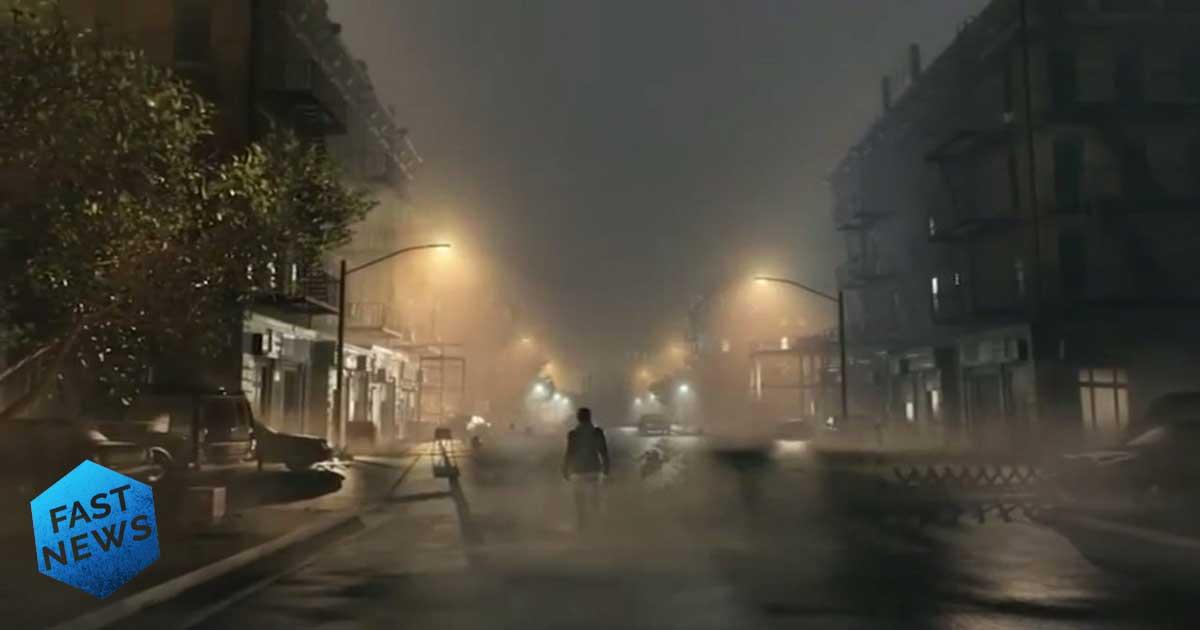 konami sta sviluppando nuovi giochi di silent hill