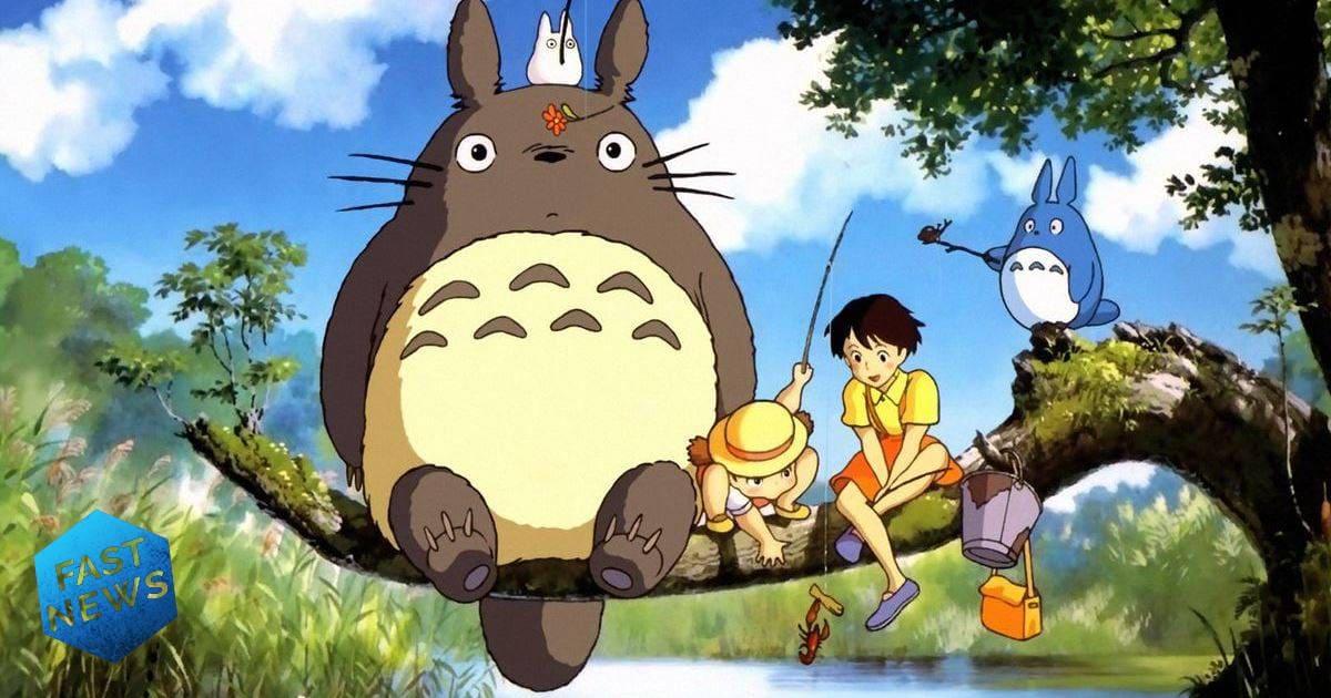 Netflix, in arrivo i film dello Studio Ghibli